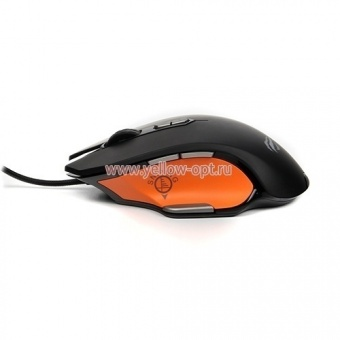 Мышь проводная HAVIT GAMING MOUSE HV-MS762 USB, black/orange (1/40)